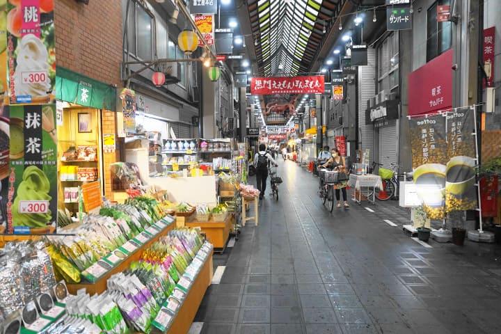 大阪的厨房——黑门市场