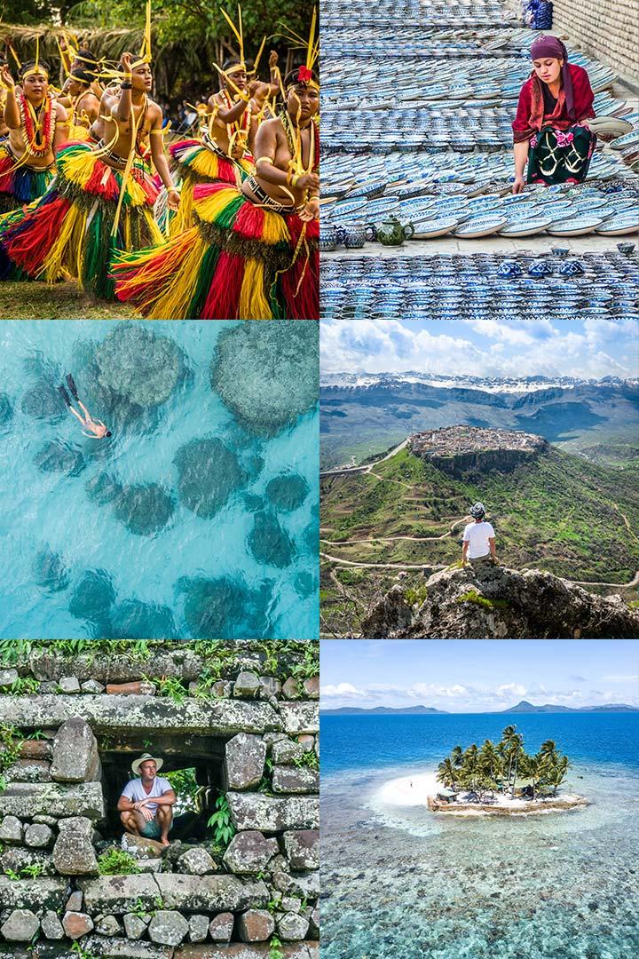 世界各地的风景照片