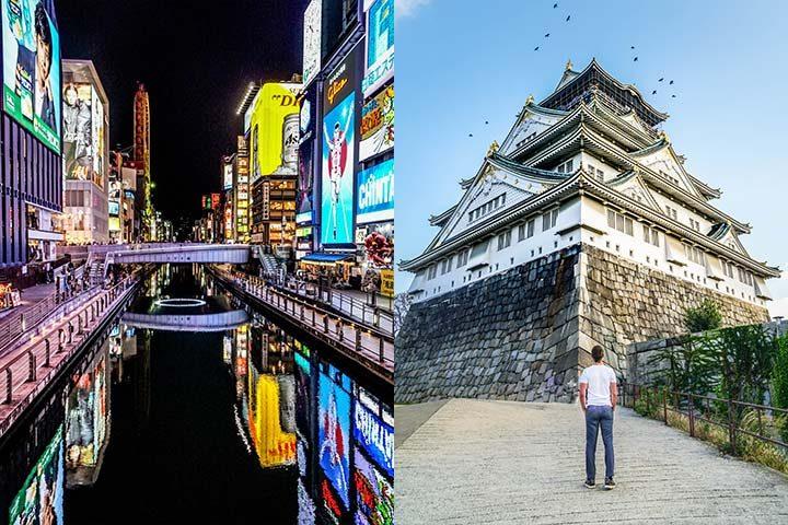 专业摄影师・Robert Michael Poole推荐的大阪观光照片