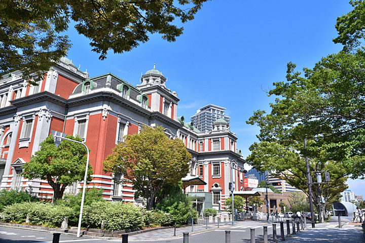 中之岛的标志大阪市中央公会堂