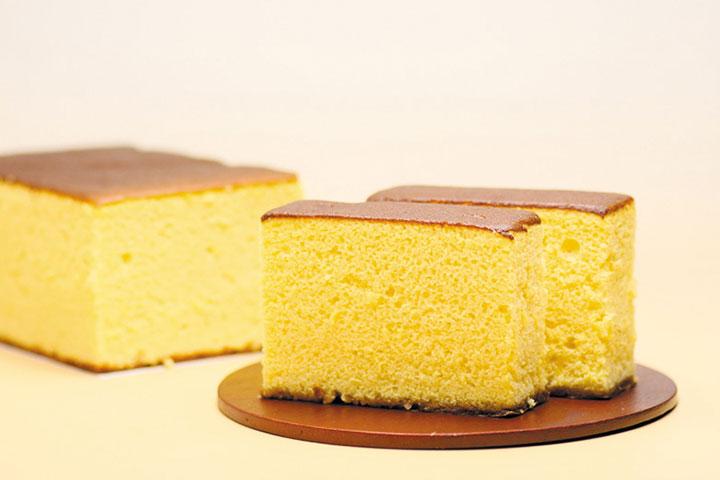 和果子_长崎蛋糕