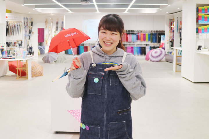 Waterfront的运营公司、株式会社Shoes Selection的太田女士