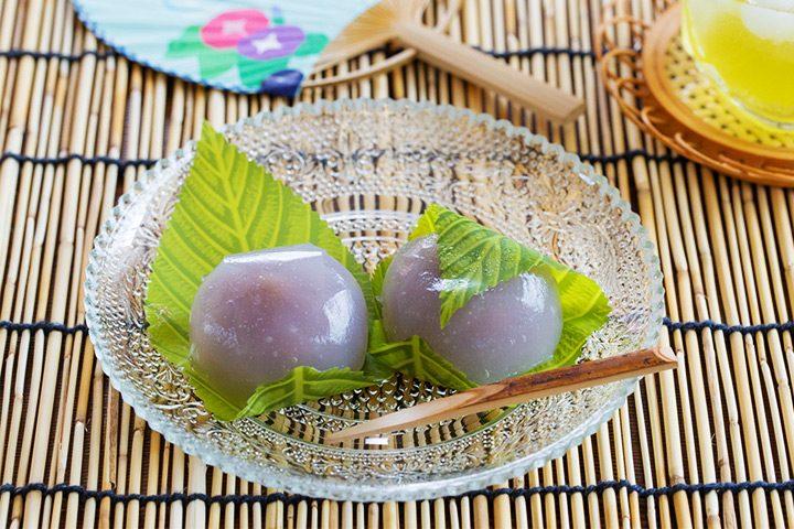 大阪推荐的3款夏日和果子【水馒头、水果大福、金鱼果冻】